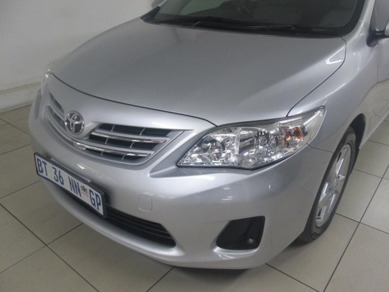 2012 toyota corolla 16 advanced cars for sale in gauteng autos post. Black Bedroom Furniture Sets. Home Design Ideas