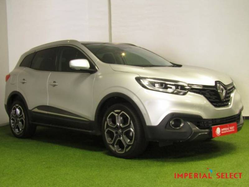 used renault kadjar 1 6 dci 4x4 for sale in western cape id 1652918. Black Bedroom Furniture Sets. Home Design Ideas