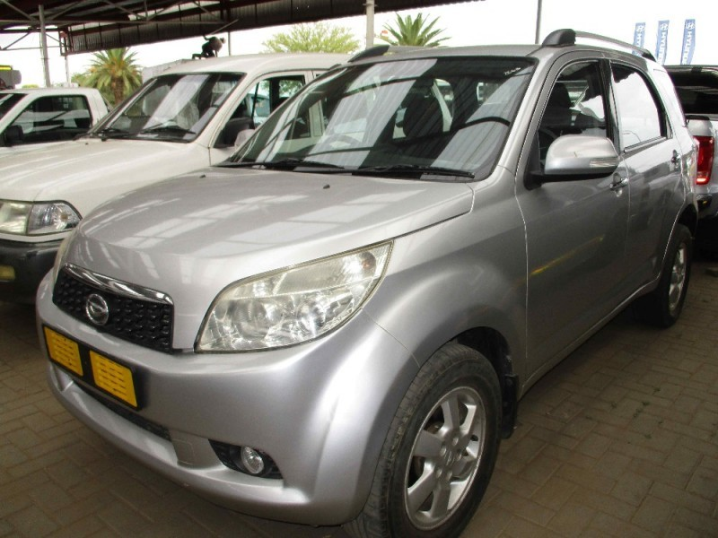 Used Daihatsu Terios 4x4 7 Seat For Sale In Free State