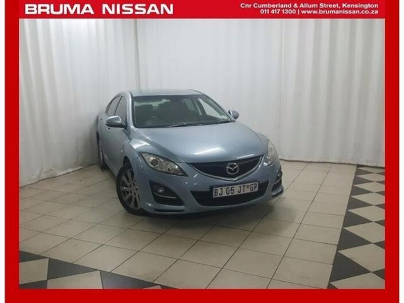 used mazda 6 2 5 active a t for sale in gauteng id 1653707. Black Bedroom Furniture Sets. Home Design Ideas