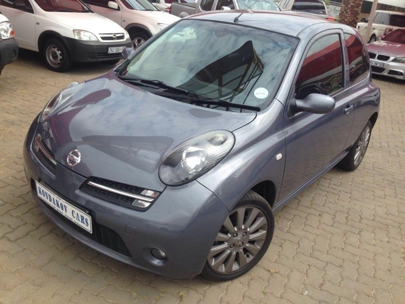 used nissan micra 1 4 tekna 3dr d72 for sale in gauteng id 1653776. Black Bedroom Furniture Sets. Home Design Ideas