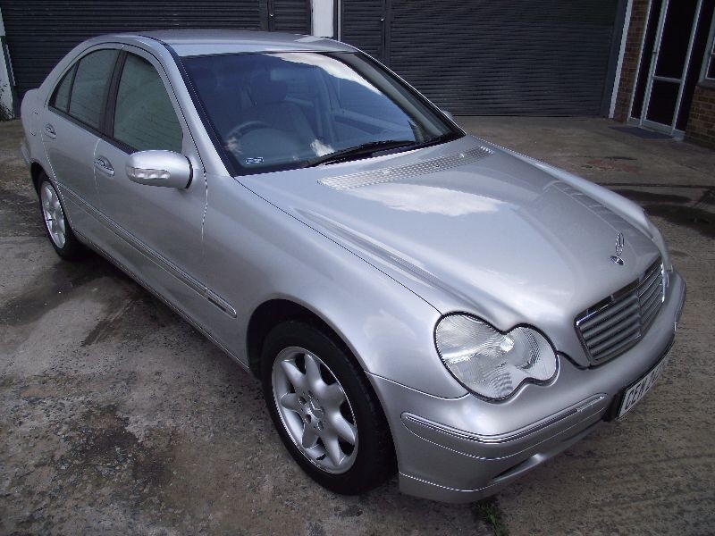 Used mercedes benz c class c 320 elegance a t for sale in for 2001 mercedes benz c320 owners manual