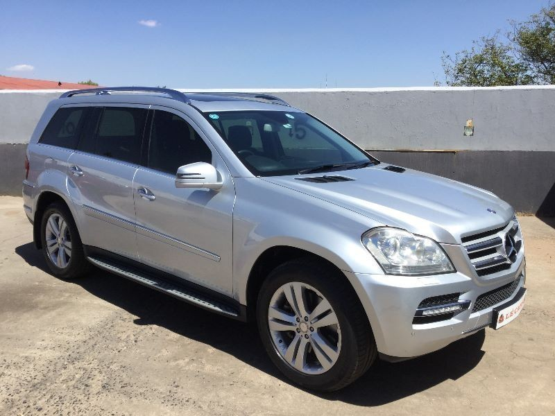 Used mercedes benz gl class gl 500 for sale in mpumalanga for Used mercedes benz gl for sale