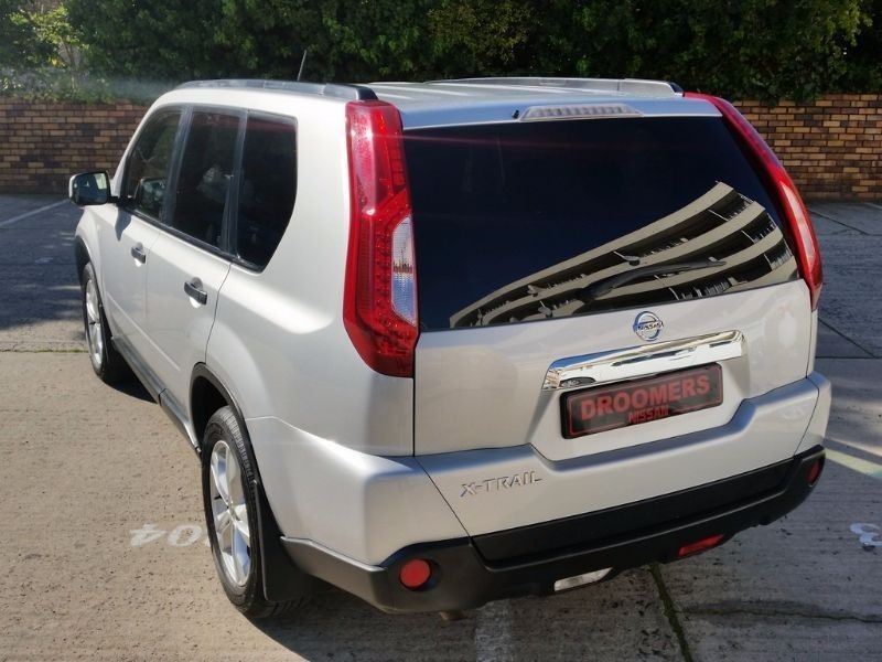 used nissan x trail 2 0 4x2 xe r79 r85 for sale in western cape id 1656331. Black Bedroom Furniture Sets. Home Design Ideas