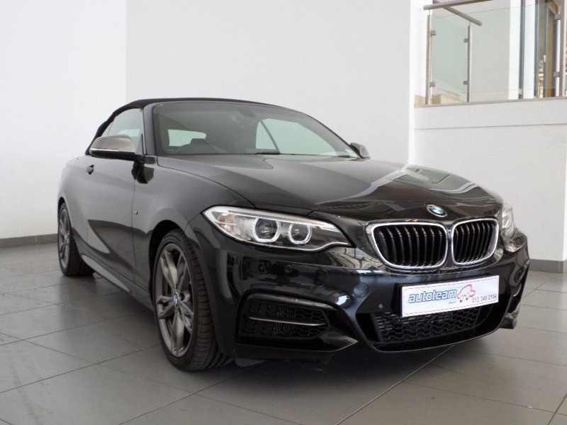 used bmw m2 m235 convertible auto f23 for sale in gauteng id 1656341. Black Bedroom Furniture Sets. Home Design Ideas