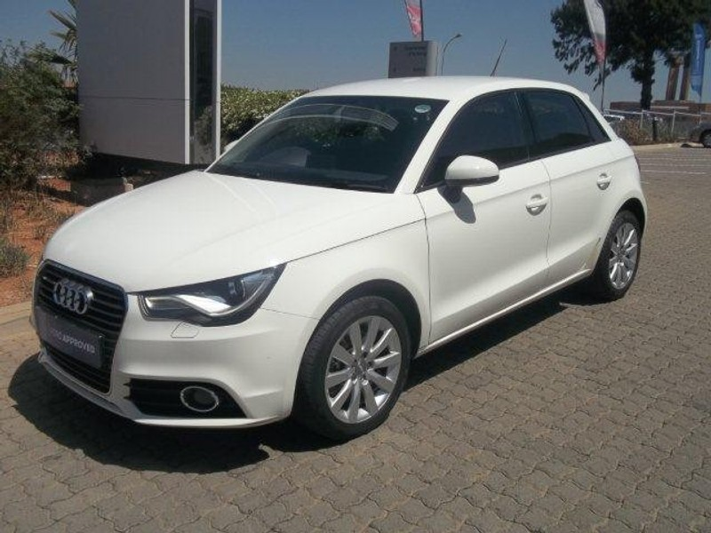 used audi a1 sportback 1 6 tdi ambition for sale in gauteng id 1656613. Black Bedroom Furniture Sets. Home Design Ideas