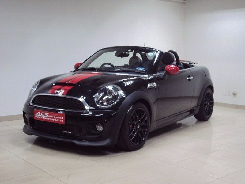 used mini cooper s s roadster convertible jcw 38000kms for sale in gauteng id 1656644. Black Bedroom Furniture Sets. Home Design Ideas