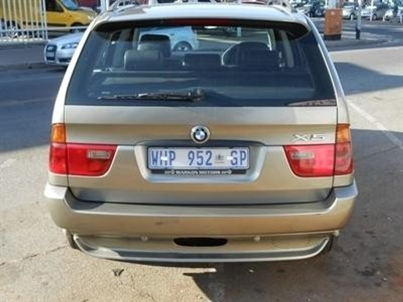 used bmw x5 for sale in gauteng id 1656861. Black Bedroom Furniture Sets. Home Design Ideas