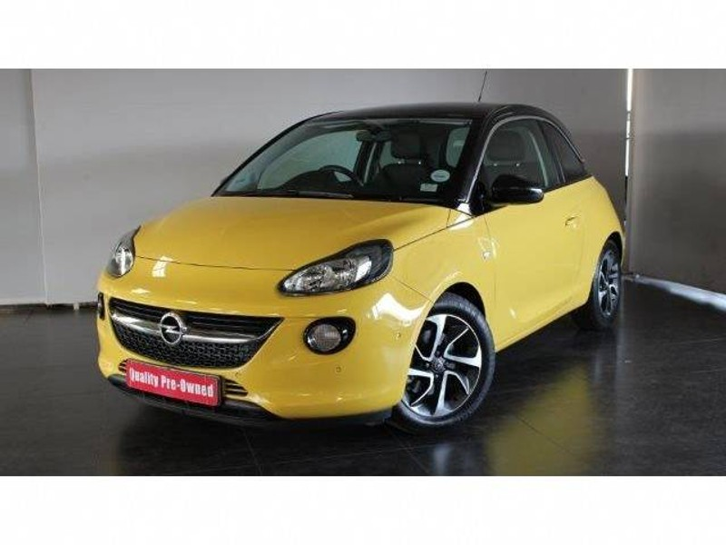 used opel adam 1 0t jam 3 door for sale in gauteng id 1657000. Black Bedroom Furniture Sets. Home Design Ideas