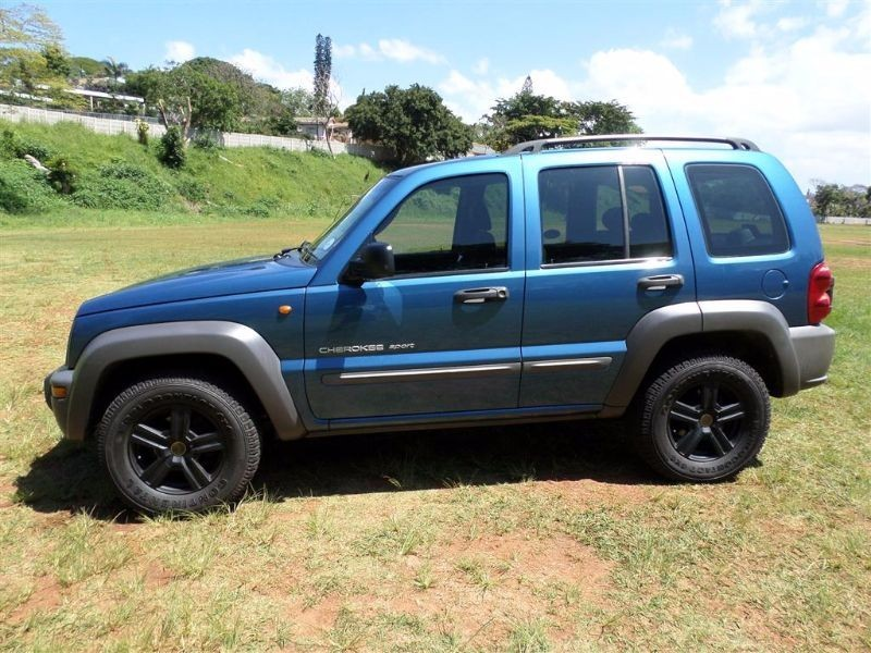 used jeep cherokee 2 8 crd sport a t for sale in kwazulu. Black Bedroom Furniture Sets. Home Design Ideas
