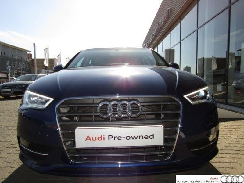Used Audi A3 Sportback 1 2t Fsi S For Sale In Free State