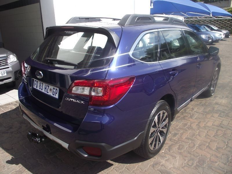 used subaru outback premium cvt for sale in gauteng id 1657769. Black Bedroom Furniture Sets. Home Design Ideas