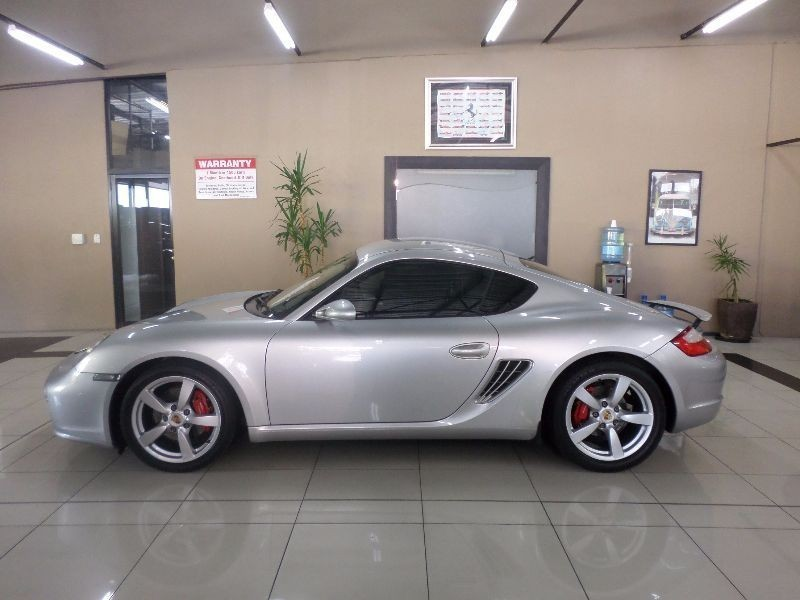 used porsche cayman s for sale in western cape id 1658140. Black Bedroom Furniture Sets. Home Design Ideas