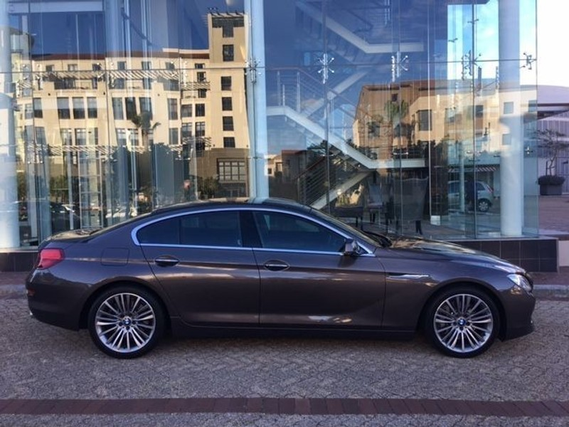 used bmw 6 series 640i gran coupe for sale in western cape id 1658381. Black Bedroom Furniture Sets. Home Design Ideas