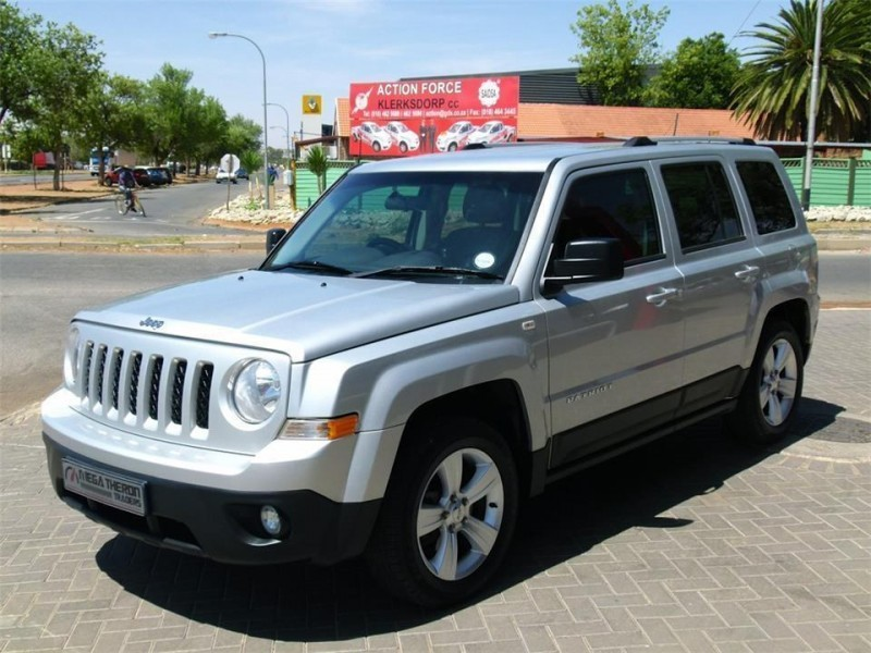 used jeep patriot 2 4 limited for sale in north west province id 1659122. Black Bedroom Furniture Sets. Home Design Ideas