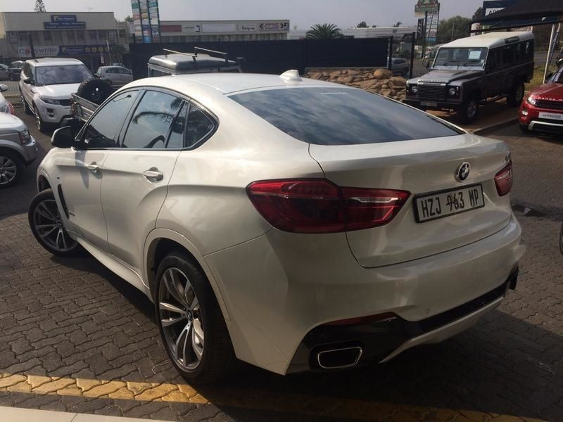 used bmw x6 2016 bmw x6 4 0d msport for sale in gauteng. Black Bedroom Furniture Sets. Home Design Ideas