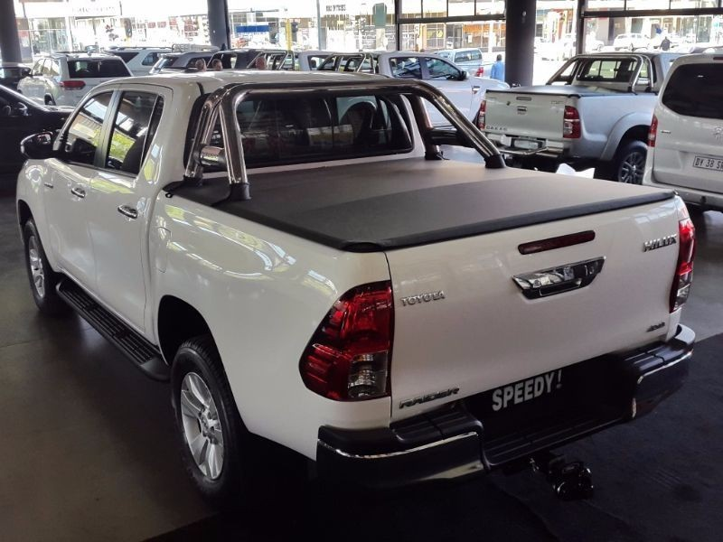 Used Toyota Hilux 2 8 Gd 6 Raider 4x4 Double Cab Bakkie Auto For Sale In North West Province