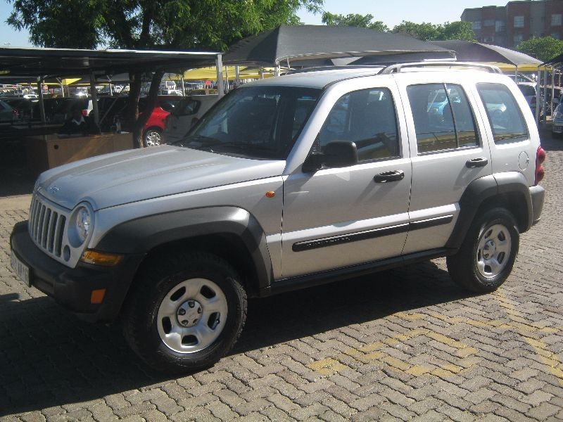 2006 jeep cherokee 3 7 sport a t for sale in gauteng. Cars Review. Best American Auto & Cars Review