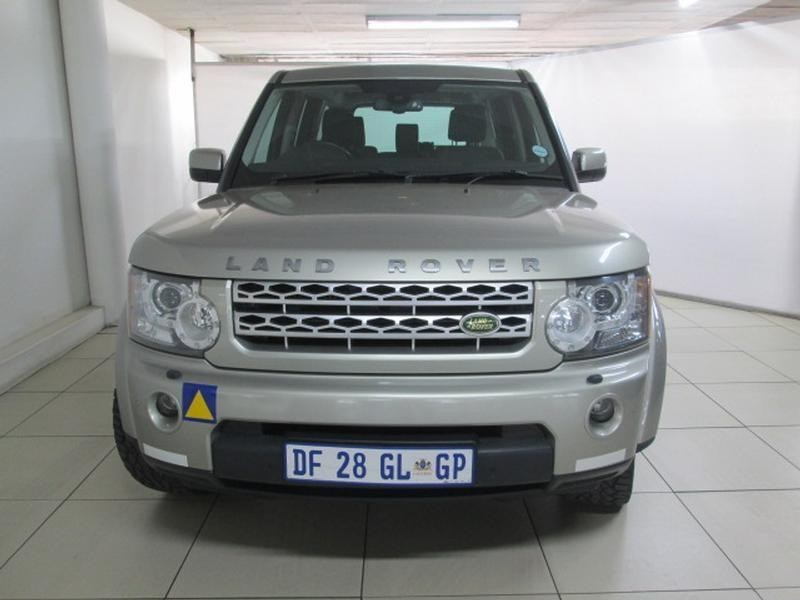 Used Land Rover Discovery 4 3.0 Tdv6 Se for sale in ...