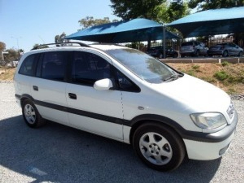 used opel zafira 2 2 elegance a t for sale in gauteng. Black Bedroom Furniture Sets. Home Design Ideas