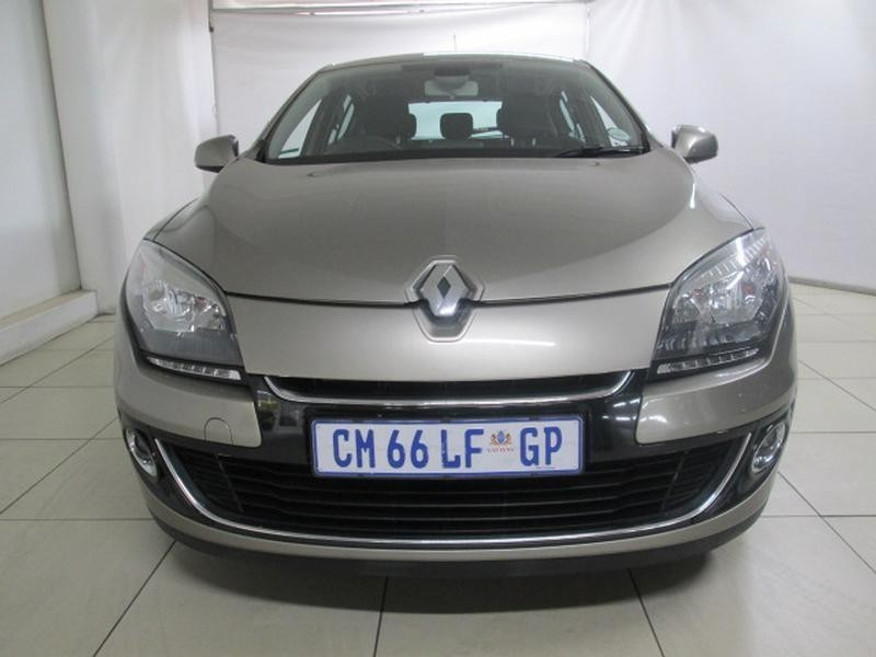 used renault megane iii 1 6 dynamique 5dr for sale in gauteng id 1660779. Black Bedroom Furniture Sets. Home Design Ideas