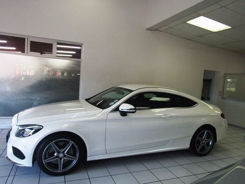 Used mercedes benz c class 2016 mercedes benz c 300 coupe for Mercedes benz c class 300 for sale