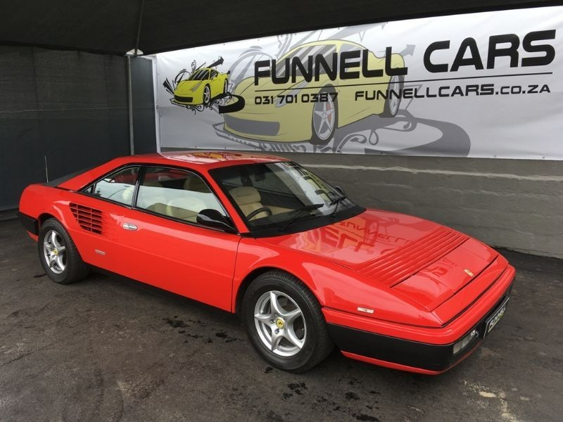 used ferrari mondial mondial 8 3 0l rwd for sale in kwazulu natal id 1661264. Black Bedroom Furniture Sets. Home Design Ideas