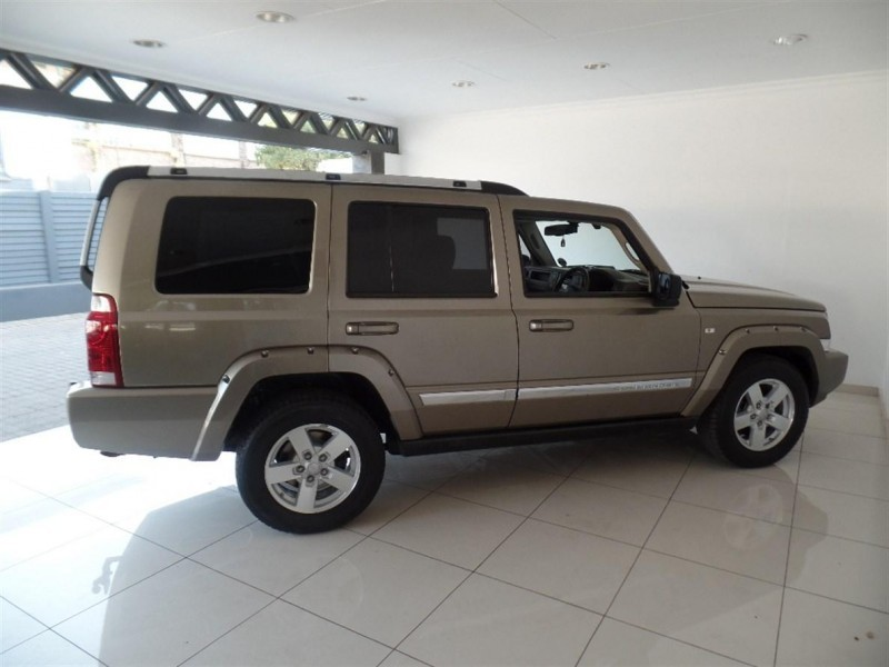 used jeep commander 5 7 limited for sale in gauteng cars. Black Bedroom Furniture Sets. Home Design Ideas