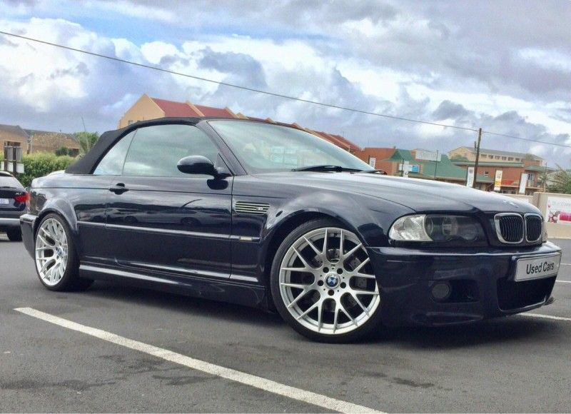 used bmw m3 convertible e46 for sale in kwazulu natal id 1663069. Black Bedroom Furniture Sets. Home Design Ideas