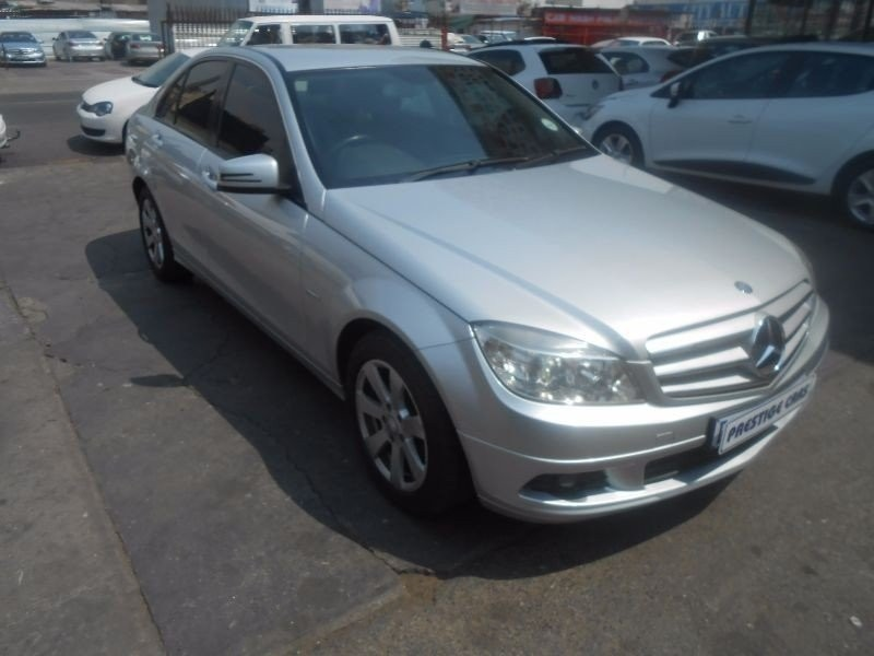 Used mercedes benz c class c 180 classic for sale in for Mercedes benz c class 2010 for sale