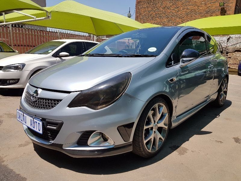 used opel corsa 1 6 opc nurburgring for sale in gauteng id 1663634. Black Bedroom Furniture Sets. Home Design Ideas