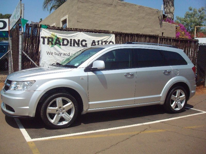 used dodge journey 2 7 rt a t for sale in gauteng id 1663776. Black Bedroom Furniture Sets. Home Design Ideas