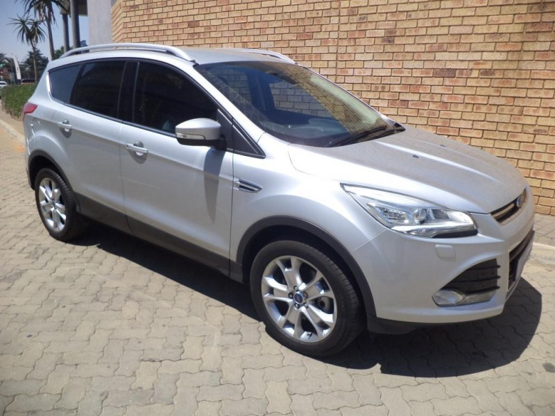 used ford kuga 2 0 tdci titanium awd powershift for sale in gauteng id 1664127. Black Bedroom Furniture Sets. Home Design Ideas