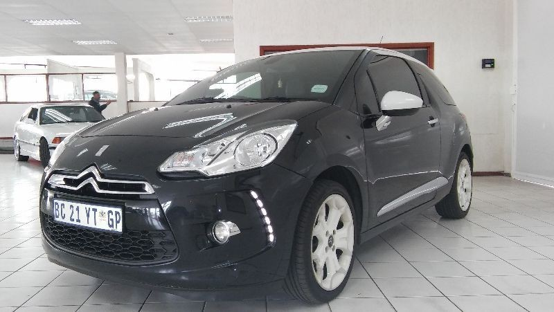 used citroen ds3 bc21tdgp for sale in gauteng carscoza