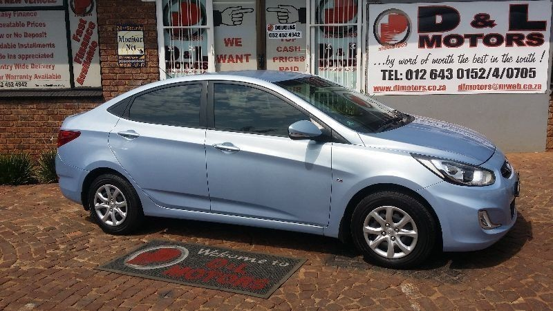 Used hyundai accent 1 6 gls for sale in gauteng cars co za id