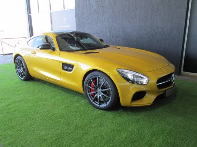used mercedes benz amg gt s 4 0 v8 coupe for sale in free state id 1664542. Black Bedroom Furniture Sets. Home Design Ideas