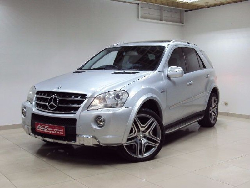 Used mercedes benz m class ml 63 amg 7g tronic anniversary for Mercedes benz g class 2010 for sale