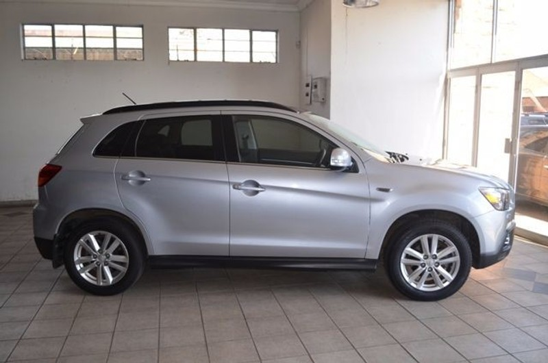 used mitsubishi asx 2 0 5dr gls a t for sale in gauteng id 1665450. Black Bedroom Furniture Sets. Home Design Ideas