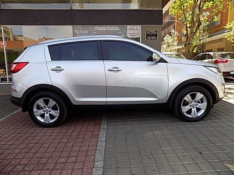 used kia sportage 2 0 4x4 for sale in gauteng id 1665497. Black Bedroom Furniture Sets. Home Design Ideas