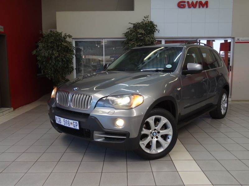 used bmw x5 x drive a t for sale in gauteng id 1666244. Black Bedroom Furniture Sets. Home Design Ideas