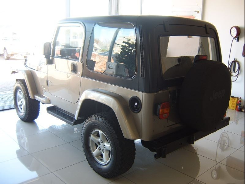 Used Jeep Wrangler Sahara 4 0 For Sale In Western Cape
