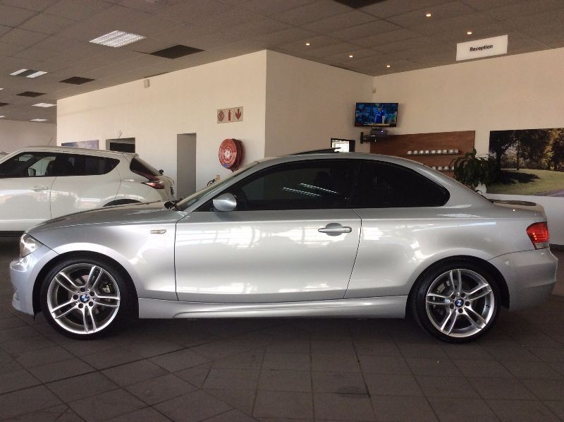 used bmw 1 series 2009 bmw 120d coupe m sport auto for sale in gauteng id 1667957. Black Bedroom Furniture Sets. Home Design Ideas