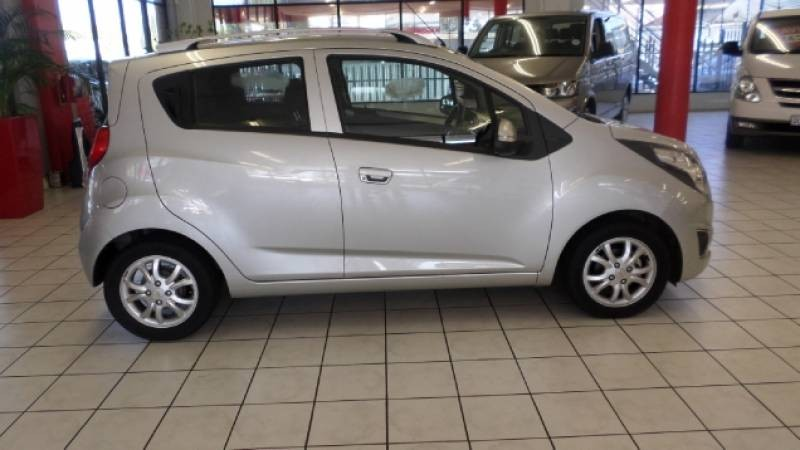 used chevrolet spark 1 2 ls 5dr for sale in gauteng id 1668847. Black Bedroom Furniture Sets. Home Design Ideas