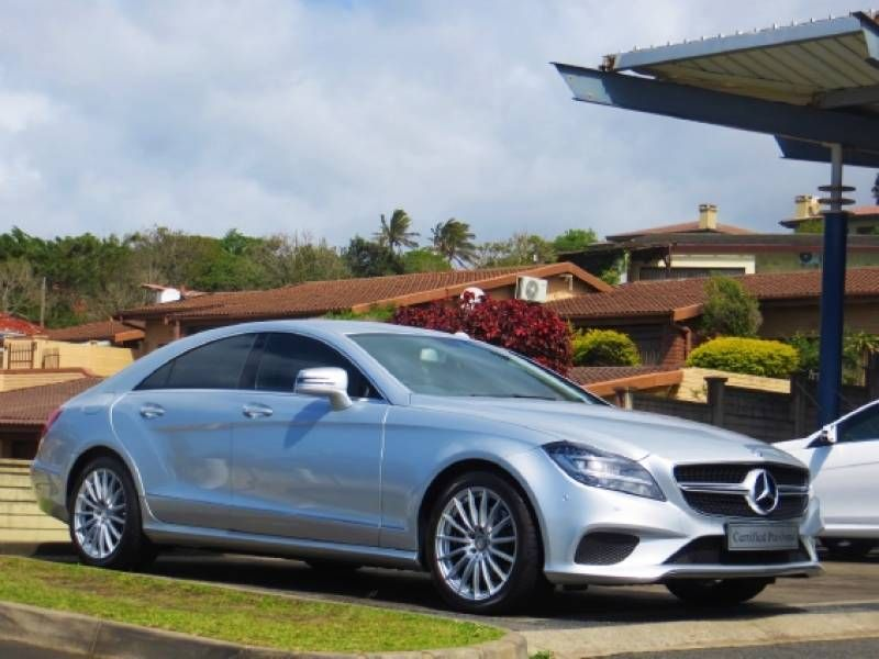 Used mercedes benz cls class 250 cdi for sale in kwazulu for 2016 mercedes benz cls550 for sale