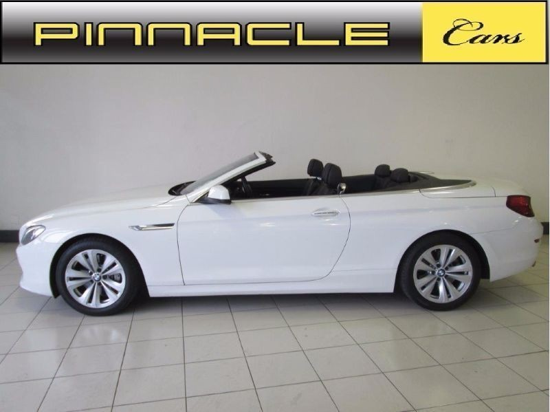 used bmw 6 series 640i convertible auto for sale in gauteng id 1668995. Black Bedroom Furniture Sets. Home Design Ideas