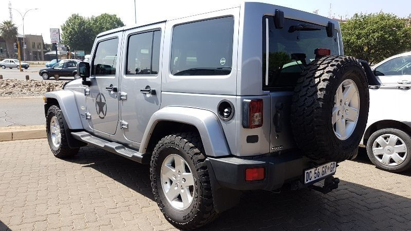 used jeep wrangler 4 door diesel automatic for sale in gauteng id 1669974. Black Bedroom Furniture Sets. Home Design Ideas