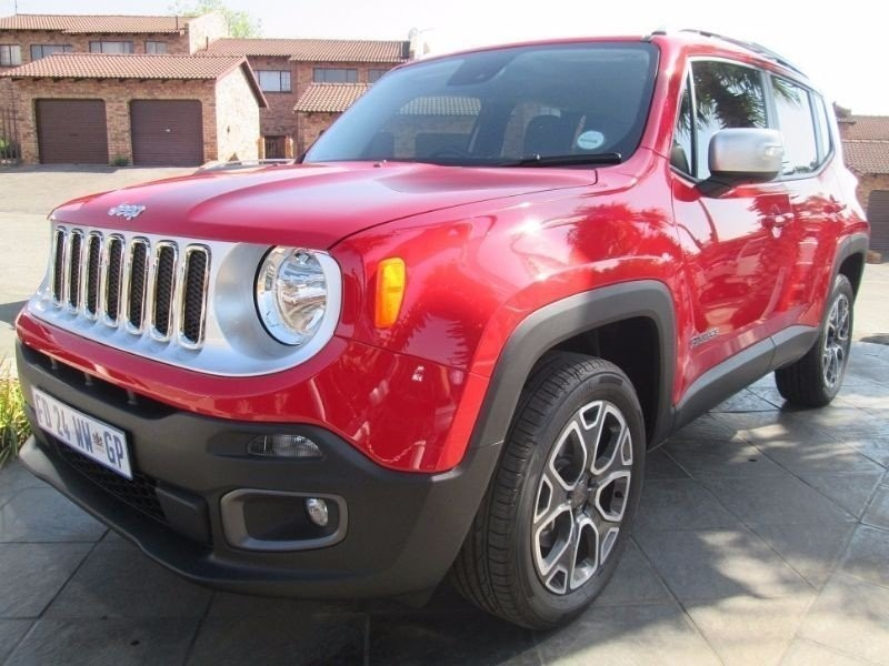used jeep renegade 1 4 t jet limited awd a t for sale in gauteng id 1670627. Black Bedroom Furniture Sets. Home Design Ideas