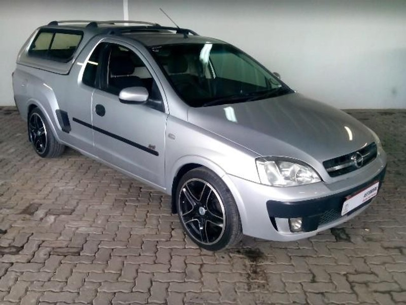 Used Opel Corsa Utility 1 4i Sport P  U S  C For Sale In Eastern Cape