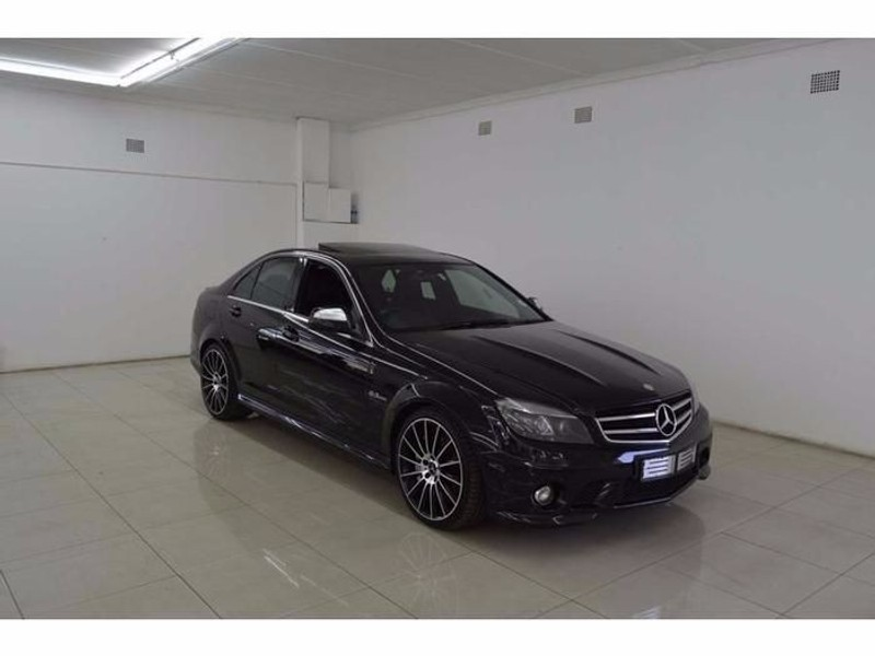 Used mercedes benz c class c63 amg for sale in gauteng for 2008 mercedes benz c350 for sale