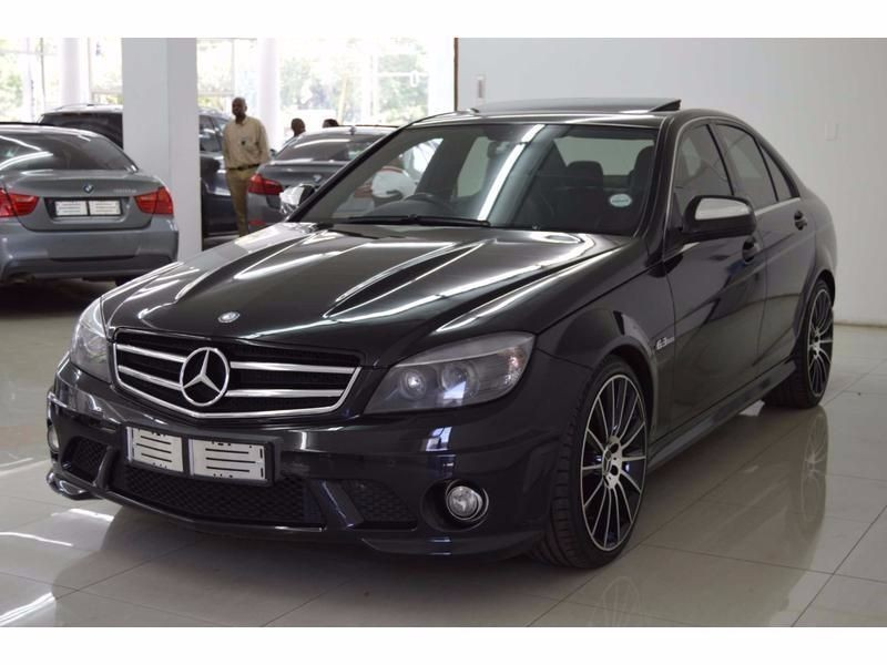used mercedes benz c class c63 amg for sale in gauteng id 1671839. Black Bedroom Furniture Sets. Home Design Ideas